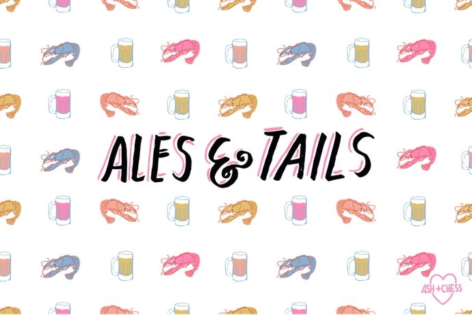 ales and tails mgm graphic