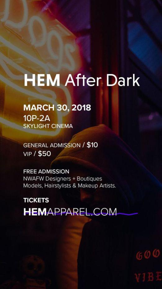 HEM after dark 1